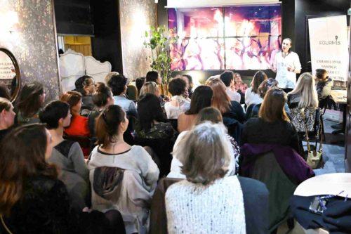 soirée inspiration team fourmis club féminin